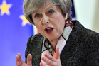 British Prime Minister Theresa May is expected to trigger Article 50 of the Lisbon Treaty on March 29. Photo / AP