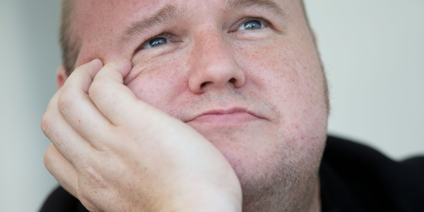 Kim Dotcom faces deportation from New Zealand as well as extradition to the United States. Photo / Richard Robinson