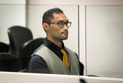 Mikio Filitonga appears in the Auckland District Court on charges of deliberate HIV infection. Photo/ Jason Oxenham.