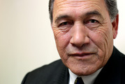 Winston Peters has already signalled he wants to make all of the North an NZ First zone. Photo / Hagen Hopkins