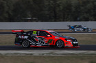 James Courtney during the V8 Supercars test day, in Winton, Australia. Photo / Edge Photographics