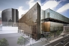 The $700million 38 month build project makes the NZ International Convention Centre in downtown Auckland one of the largest projects in NZ today