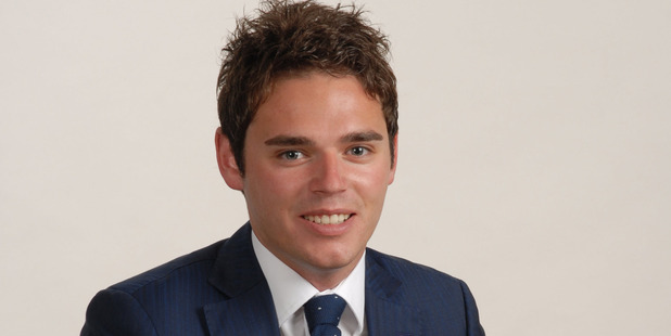 Loading National MP Todd Barclay refused to cooperate with detectives. Photo / Supplied