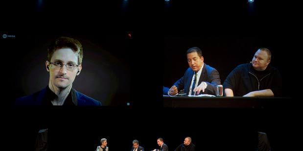 Kim Dotcom's impact on New Zealand has been huge, as seen when he hosted whistleblower Edward Snowden, Wikileaks' Julian Assange and journalist Glenn Greenwald in 2014.