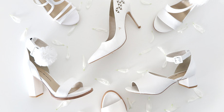 Mount Maunganui's Chaos & Harmony launched a Bridal Boutique shoe range. Photo/supplied