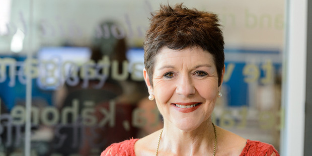 Equal Employment Opportunities Commissioner with the Human Rights Commission, Dr Jackie Blue will speak at the event in Rotorua.  Photo/Supplied