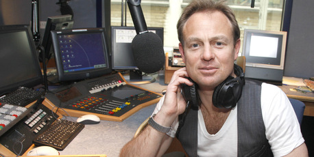 Jason Donovan launches his new radio show. Photo / Getty