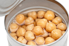 Should we be using the water inside our can of chickpeas? Photo / Getty Images