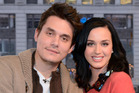 Katy Perry and John Mayer. Photo / Getty Images