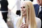 Donatella Versace. Photo / Getty