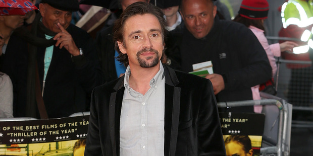 Richard Hammond has been in another accident while filming. Photo / Getty Images