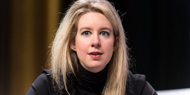 Theranos offers shares to investors who promise not to sue