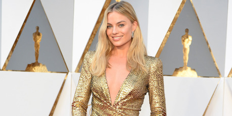 Actress Margot Robbie. Photo / Getty
