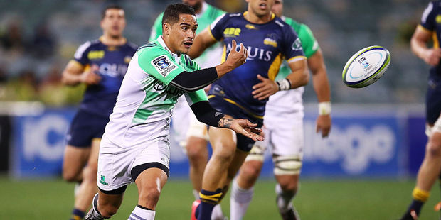 Aaron Smith of the Highlanders. Photo / Getty