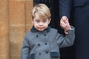 Prince George of Cambridge. Photo / Getty Images