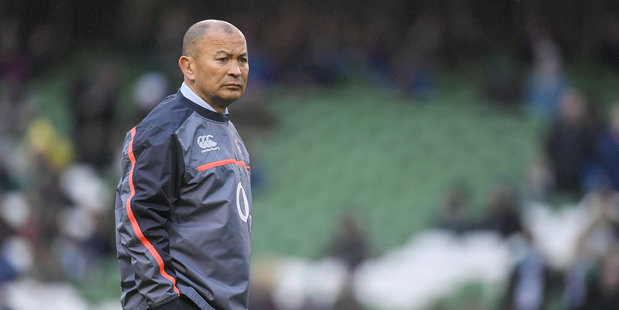 """England coach Eddie Jones is """"very keen"""" to play the All Blacks at Twickenham this year. Photo / Getty Images."""