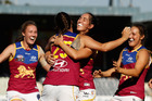The Brisbane Lions can't host the women's AFL grand final at the Gabba. Photo /Getty