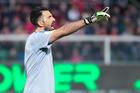 Buffon safe for Italy over Albania