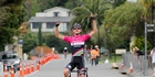 Cyclist returns after miracle recovery