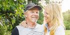 "Tauranga couple Wayne ""Coley"" Cole and Lisa Collinson both have cancer. Photo / Supplied."
