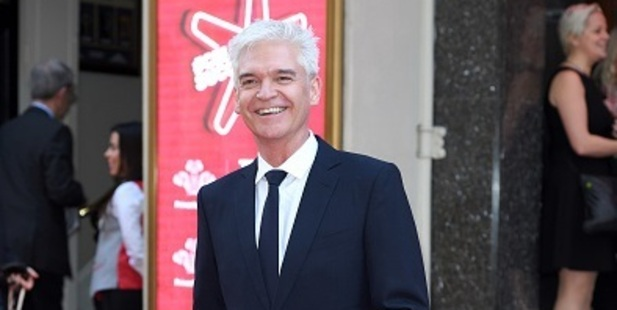 Loading Phillip Schofield. Photo / Getty Images
