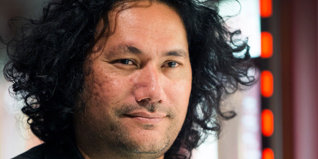 Tusi Tamasese says he didn't set out to confront domestic violence in One Thousand Ropes but is hopeful the film can fuel conversation. Photo / Nick Reed