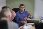 Population growth may not keep up with employment, says Market Economics' Lawrence McIlraith.  Photo / John Borren