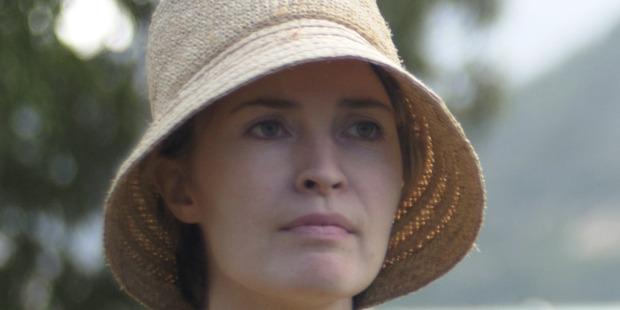 Siobhan Marshall plays an Australian network marketer.