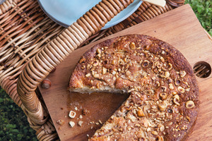 Annabel Langbein's sweet picnic treats