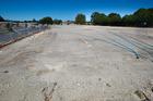 Progress: Work on the development which will house Kmart. Photo/Ben Fraser