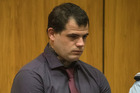 Troy Kevin Taylor is appearing in the High Court at Christchurch accused of murdering baby Ihaka Stokes. Photo / Pool