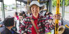 East Auckland grandmother Fang Ruzhen is the subject of a short documentary film.