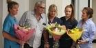 Watch: Tauranga crash victim's huge thanks to Tauranga Hospital nursing staff