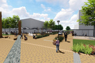 An artist's impression of the future City Focus. Photo/Supplied