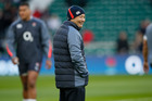 England's head coach Eddie Jones is adamant England are on course to peak at Japan 2019. Photo / AP