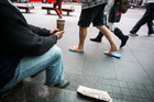 The Government wants to end homelessness in Auckland through a new pilot programme. Photo / File