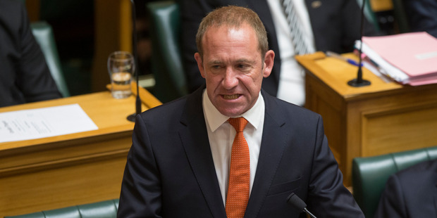 """Labour Party leader Andrew Little said it was a """"direct challenge"""" by his party's Maori MPs to the Maori Party. Photo / Mark Mitchell"""
