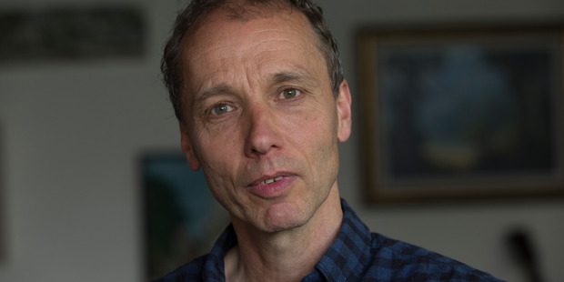 Author Nicky Hager is releasing a new book today. Photo / Mark Mitchell