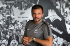 New Zealand Football All Whites coach Anthony Hudson. Photo/Brett Phibbs