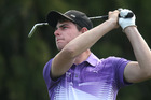 Nick Coxon says it's vital to stay in the moment rather than looking at the result in an elite NZ Amateur Strokeplay Championship in Hastings. PHOTO/NZME.