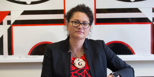 Labour MP Louisa Wall is joining Countdown to push the campaign aiming to make sanitary products available for struggling Kiwi women. Photo / Mark Mitchell