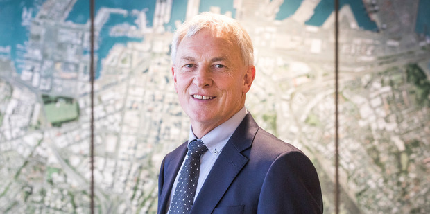 Auckland Mayor Phil Goff's shake-up of council functions has been signed off - but not without criticisms from two councillors. Photo /  Greg Bowker