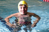 RECORD BREAKER: Otumoetai swim club's Tarquin Magner set a new record at the New Zealand Age Championships on Wednesday. PHOTO: File