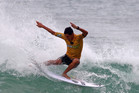 BREAKTHROUGH: Mount Maunganui's Kehu Butler won his first pro tour event in Perth. PHOTO: File