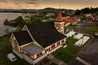 St Faiths Church, Ohinemutu. Photo/file