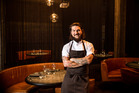 Jacob Kear is the new head chef at Clooney. Photo / Babiche Martens