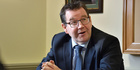 Labour's finance spokesman Grant Robertson says a new economic rulebook will give voters confidence about how an alternative government would handle the economy. Photo / NZME