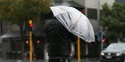 Wet weather is set to become persistent across the country on Sunday. Photo/Doug Sherring