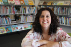 Te Puke Library's new children and teens librarian Deborah Hart. Photo/Stuart Whitaker