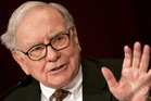 Investors like Warren Buffett have learned to understand what their emotions are telling them - file pic